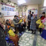 День пожилых Новошешминск