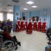 Новошешминск день пожилых 2017