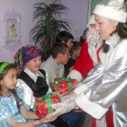 Благотворительная акция под новый год