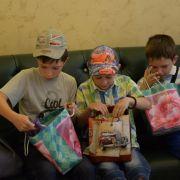 Сказочный праздник для детей от Благотворительного Фонда Хайруллина