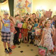 праздник для детей от Благотворительного Фонда Хайруллина