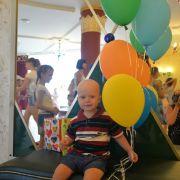 подарки для детей от Благотворительного Фонда