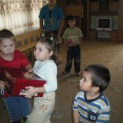 Дети очень рады, что приехал фонд Хайруллина