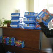 Благотворительная помощь детям-сиротам