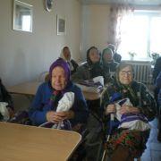 дома-интернат для престарелых