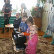 Дети в Детском Саду Березка 2013