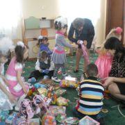 Помощь детскому саду