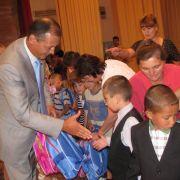 Республиканская благотворительная акция Фонда «Помоги собраться в школу»