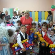 Дети Алькеевского района