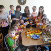 Фото с детишками