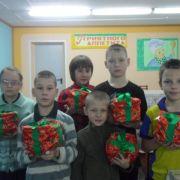 дети получили подарки от фонда Хайруллина