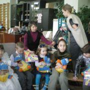 Благотворительная акция Новогодняя сказка