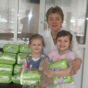 """благотворительная акция """"Помощь детям-сиротам"""" от фонда Хайруллина"""