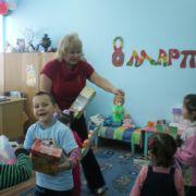Помощь детским садам от фонда Хайруллина