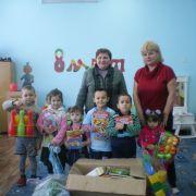 благотворительный фонд Хайруллина. Помощь детским садам