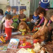 Помощь детским садам