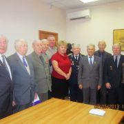 Ветераны в день защитника отечества